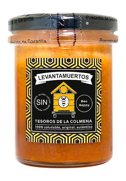 levantamuertos naturdis el matorral miel